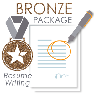 Bronze Package - Resume Writing - JobStars LLC