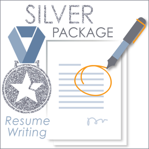 Silver Package - JobStars Resume Writing