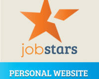 Personal Website - JobStars