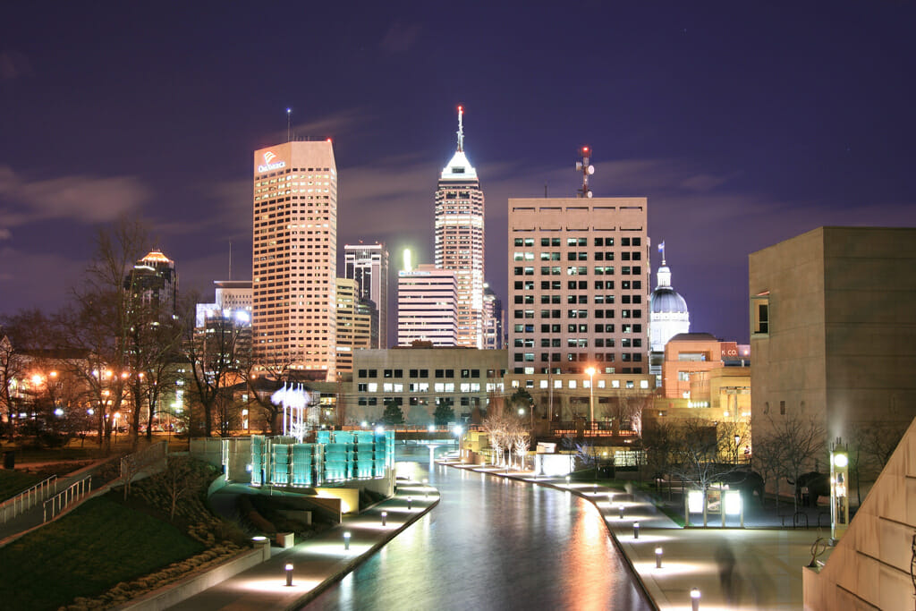 Indianapolis' Tourism Group Wants To Make It Clear That LGBT ...