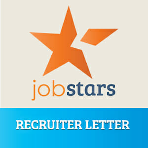 Recruiter Letter - JobStars