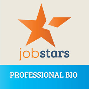 Professional Bio - JobStars