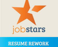 Resume Rework - JobStars