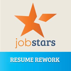 Resume Rework - JobStars