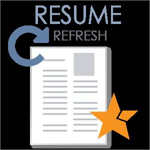 Resume Refresh - JobStars Resume Writing and Career Coaching