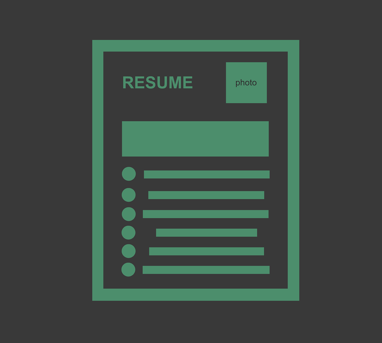 List Of Resume Builders Templates